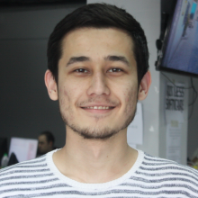 Nurulloh Mirsaidov - hire at Join to Hire